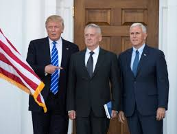 Cabinet Officers Trump May Appoint 5 Military Officers To Top Admin Posts
