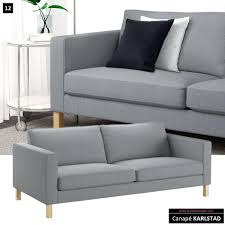 housse canap 2 places ikea articles with canape convertible ikea friheten tag canapes