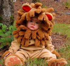 Infant Lion Halloween Costume 50 Adorable Homemade Halloween Costume Ideas Kids Babies
