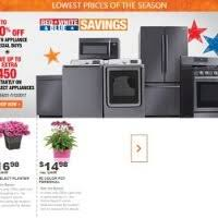 is home depot ad black friday ad out home depot weekly ad circular sales flyer