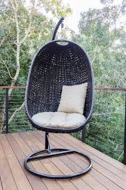 Hanging Chair Outdoor Furniture Nimbus Outdoor Hanging Chair Patio Productions