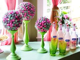 Flower Topiary How To Make A Lollipop Topiary Centerpiece How Tos Diy
