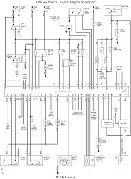 1996 previa wiring diagram 1996 wiring diagrams instruction