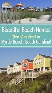 vacation homes for rent in myrtle beach sc rental house and