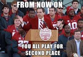 Nick Saban Memes - best alabama football memes from the 2015 season