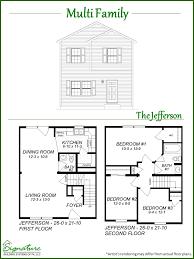 multi family signature building systems custom modular home