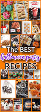 Halloween Party Appetizers For Adults by The Best Halloween Party Recipes Spooktacular Desserts Drinks