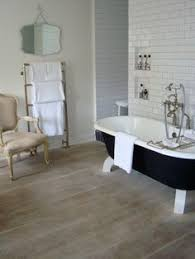 Wood Floor In Bathroom Piso Pd 33150 Bege 45x45cm Caixa 2 32m