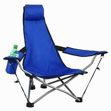 28 reclining folding chair with footrest reclining camp