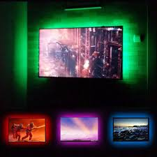 tv backlight bias lighting balack pcb 5050 led strip lights u2013 diy lair