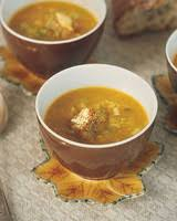 thanksgiving soup recipes martha stewart