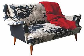 Beautiful Furniture Upholstery Fabric Prints Modern Vintage Furniture - Sofa upholstery designs