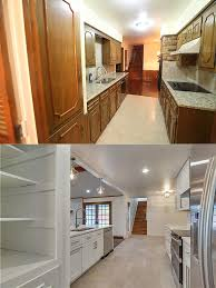 how much is a galley kitchen remodel kitchen remodel before and after pictures galley kitchen