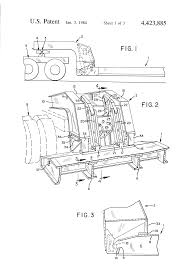 patent us4423885 removable gooseneck trailer google patents