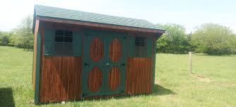 custom sheds and prefab garages built in mo see photos
