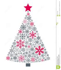 snowflakes tree royalty free stock photo image 35415195