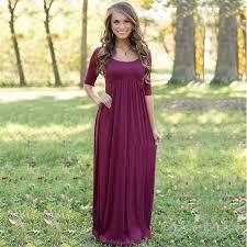 aliexpress com buy new 2016 long dress women long sleeve o neck