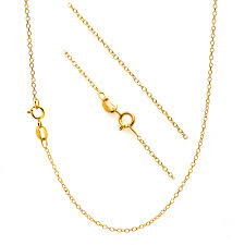 chain gold necklace images 29 thin gold necklace for men men 039 s round curb link gold