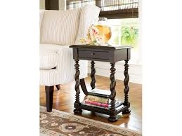 Paula Deen Living Room Furniture - paula deen by universal living room sweet tea side table 932827