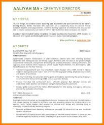 Resume Sles Creative Director Resumes Sles Creative Free Resume Images