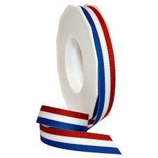 morex ribbon morex ribbon grosgrain stripes ribbon 5 8 by 20 yd white