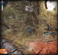 Mad Max Map Image Fuel Map Jpg Fuel Game Wiki Fandom Powered By Wikia