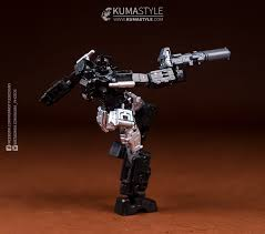 toy review sen ti nel sentinel optimus ultra magnus and black