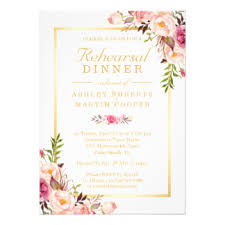 wedding rehearsal dinner invitations rehearsal dinner invitations announcements zazzle