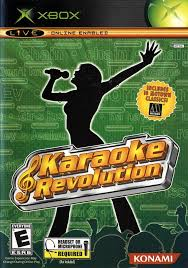 xbox one karaoke here s the song list for xbox karaoke revolution