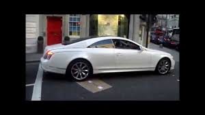 maybach mercedes coupe maybach mercedes cruiserio coupe u0026 62 rare spotted london youtube