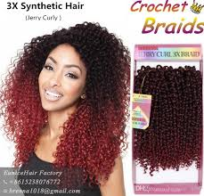 best synthetic hair for crochet braids freetress braids pre looped wand curl crochet hair extensions