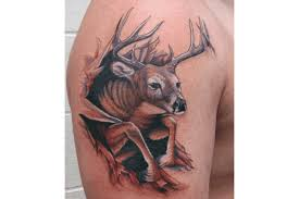 20 amazing ripped skin tattoos to unleash your inner beast
