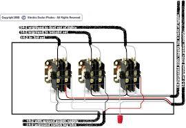 working of contactor a simple circuit diagram u2013 readingrat net