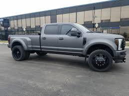 Ford Diesel Dually Trucks - 2017 f450 platinum 24