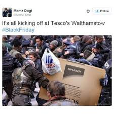Black Friday Meme - black friday social media reaction bbc news