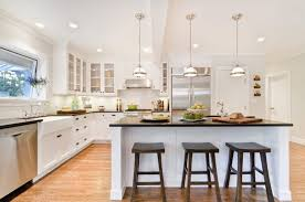 Cottage Kitchen Islands Cottage Kitchen Nautical Pendant Lights Home Design Living Room