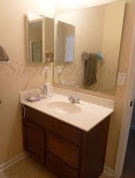 bathroom mirror decorating ideas bathroom bathroom mirror ideas inside medicine cabinet