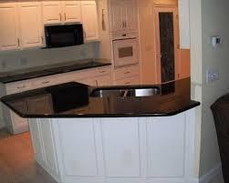 Black Galaxy Granite Countertop Kitchen Traditional With by Black Galaxy Granite Countertops With White Cabinets Scifihits Com
