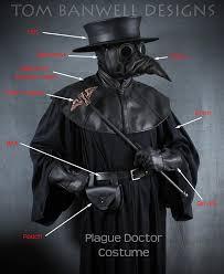 plague doctor hat plague doctor costume size medium