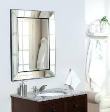 Recessed Bathroom Mirror Cabinets Bathroom Mirrors With Storage Engem Me