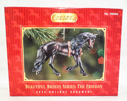 breyer beautiful breeds christmas ornament saddlebred u2013 triple