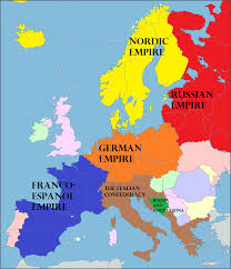 Map Of Europe In 1914 by Nationstates U2022 View Topic Europe From 1914 2000 Ooc Full