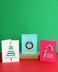 pipe cleaner christmas cards christmas cards pipes and cards