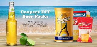 diy beer starter kit coopers clublilobal com