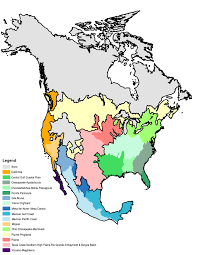 Labeled Map Of Us Tennessee Aquarium Researchers Create First Map Of North American