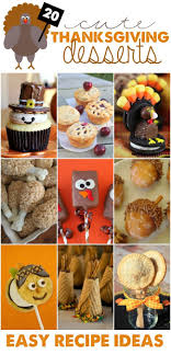 thanksgiving desserts easy recipe ideas that the whole