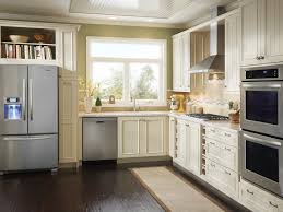 Images Kitchen Designs Small Kitchen Design Smart Layouts Storage Photos Hgtv