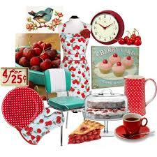 Red Kitchen Accessories Ideas Best 25 Retro Kitchen Accessories Ideas On Pinterest Vintage