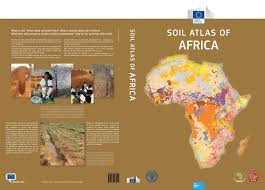 soil atlas of africa and its associated soil map data esdac