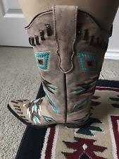 womens corral boots size 12 corral boots cowboy s us size 9 ebay